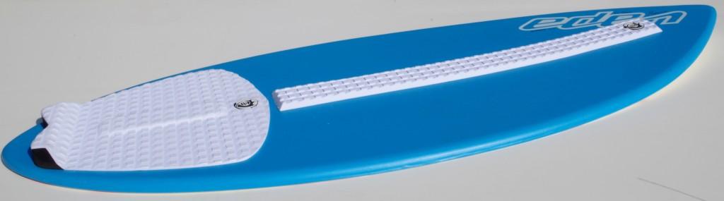 pads eden board bleu profil